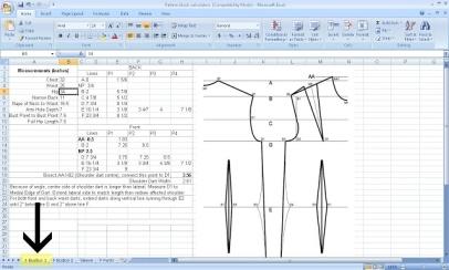 Calculator tipare croitorie